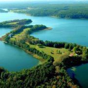 Masurian Lakes - a natural landmark of Poland