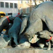 Monument in Denmark