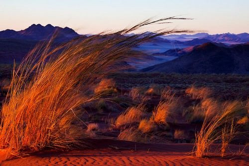 Namibia - Beautiful, Arid Place