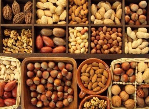Nuts - Original Fast Food