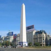 Obelisk in Buenos Aires