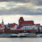 Old Town in Torun