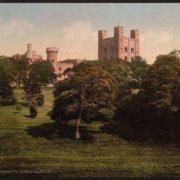 Penrhyn Castle, Bangor, Wales