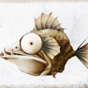 Picture of piranha