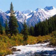 Picturesque Altai