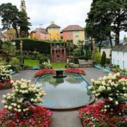Portmeirion Tourist Village