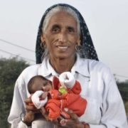 Rajo Devi Lohan is an Indian woman who gave birth to her first child in November 2008, at the age of 70