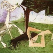 Spring - Pablo Picasso, 1956