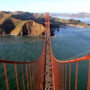 Suspension bridge Golden Gate