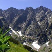 Tatra Mountains - mountain landscapes of Poland