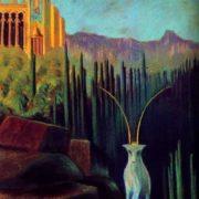 The goat - Mikalojus Ciurlionis, 1904