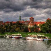 Wawel Royal Castle in Krakow