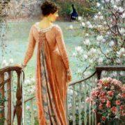 William John Hennessy. A Spring Fantasy, 1880