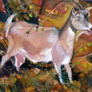 Zubkov Fedor. Goat Bela