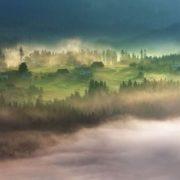 At the dawn. Photo Marcin Sobas
