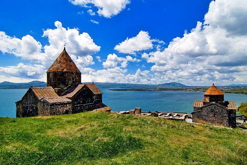 Attractive Lake Sevan
