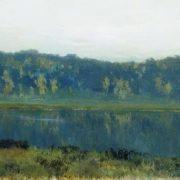 Autumn morning. Fog. Isaac Levitan