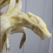 Banana Carvings by Suu