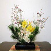Beautiful ikebana