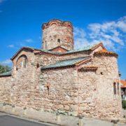 Church of John the Baptist, Nessebar