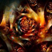 Cute fractals by Titia Vanbeugen