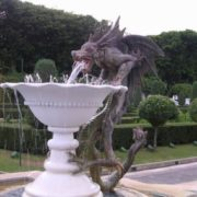 Fountain Dragon in Singapore