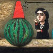 Geyur Yunus. Great watermelon. 1990