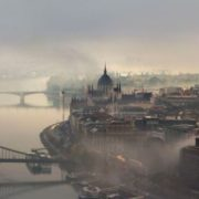 In captivity of fog. Author Tamas Rizsavi