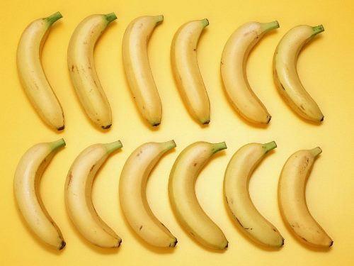 Interesting bananas