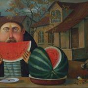 Ivanov Boris Mikhailovich. Planet of the Fat Men, 2011