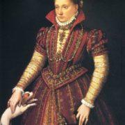 Lavinia Fontana. A noble lady