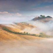 Misty hills. Photo Marcin Sobas