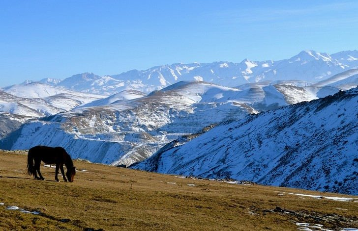 Mountains of the Lesser Caucasus