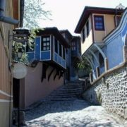 Old town of Plovdiv