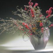 Picturesque ikebana