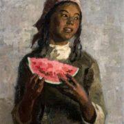 Semen Chuikov. The daughter of the shepherd 1948-56