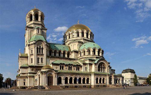 St. Alexander Nevsky Cathedral, Sofia