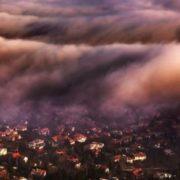 Sunset. Author Tamas Rizsavi