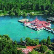 Thermal lake of Heviz