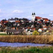 Tihany. Village in Hungary