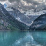 Victoria Glacier, Canada