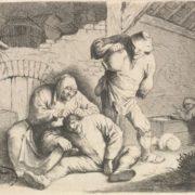 Willem Basse. Catching fleas