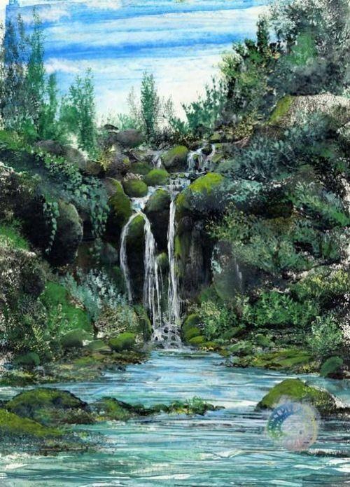 Wonderful landscape by Doug Rankin