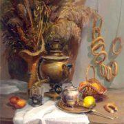 Alexander Prokopenko. Still life, 2005