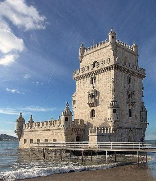 Amazing Belem Tower