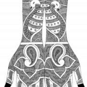 Amazing mehndi design