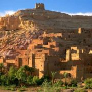 Ancient architecture of Morocco
