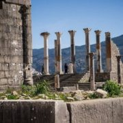 Archaeological monuments of Volubilis