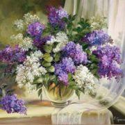 Artist N. Punicheva
