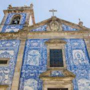 Azulejo Portuguese tiles